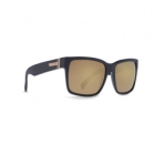 Lunettes de soleil Elmore Battlestations Black/Gold Chrome
