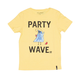 Tee Shirt Party Wave