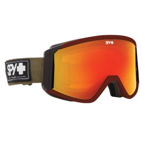 Masque ski snow homme Raider Outdoor Revival Ecran Persimon Offert