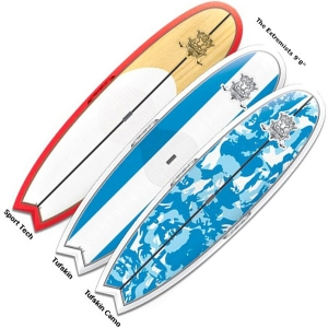 Planche de surf paddle board The Extremist