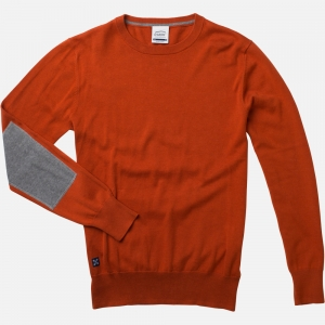 Pull Homme Kuling - Rouille