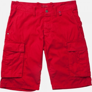 Short Homme GOELO - Rouge